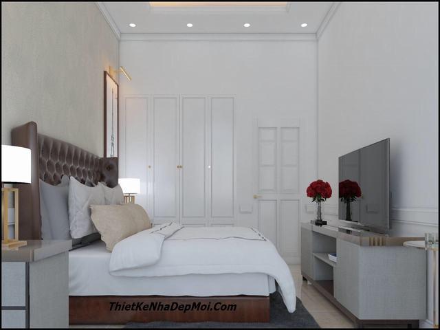 Phòng ngủ đẹp của nhà 3 gian