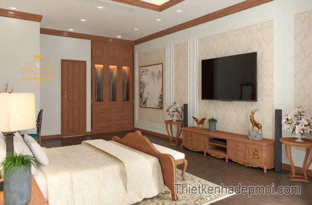 Phòng ngủ nhà 5x20