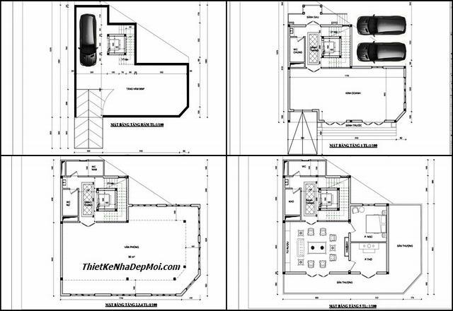 Tư vấn thiết kế xây dựng tòa nhà văn phòng trọn gói