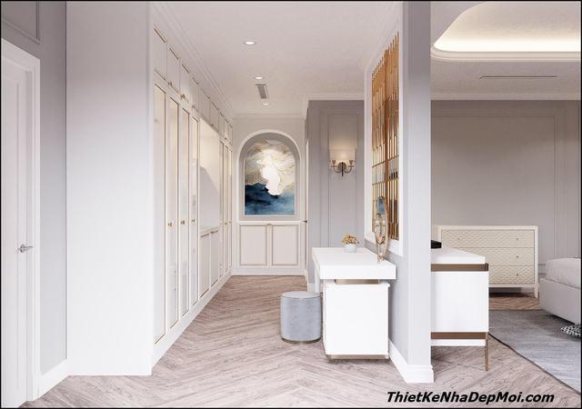 Các mẫu thiết kế căn hộ chung cư đẹp 2021