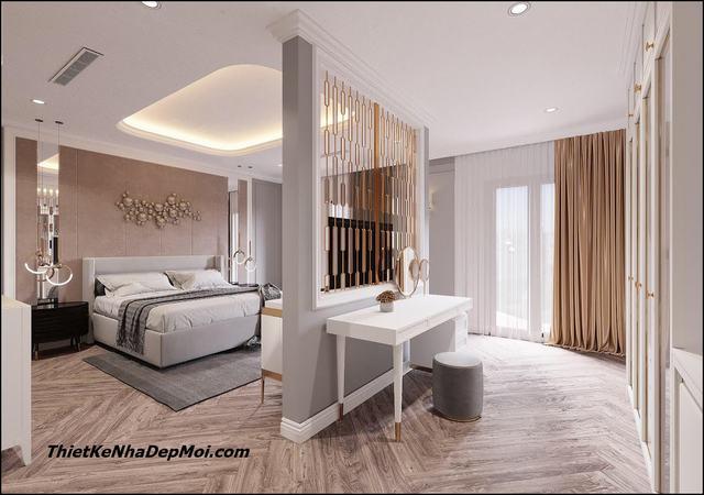 nội thất chung cư 3 phòng ngủ