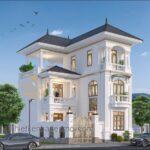 giá xây biệt thự mini 3 tầng năm 2021