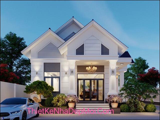 Ngôi nhà đẹp