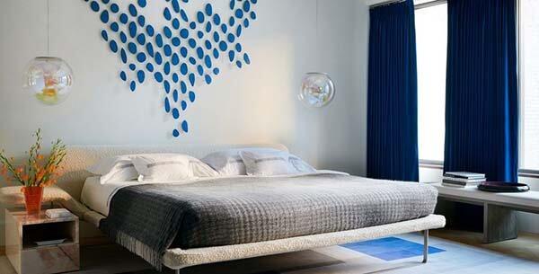 Thiết kế nội thất phòng ngủ hiện đại cho đời sống thêm tiện nghi