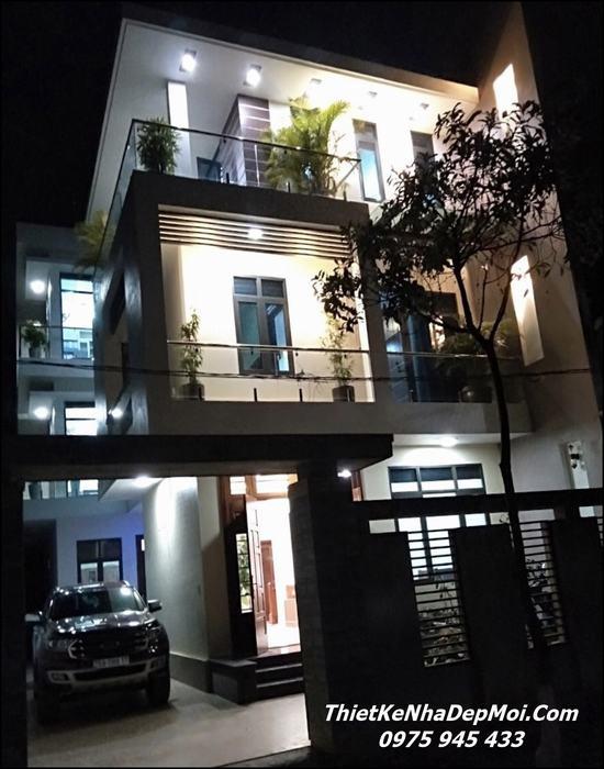Thi công biệt thự ở Đà Nẵng