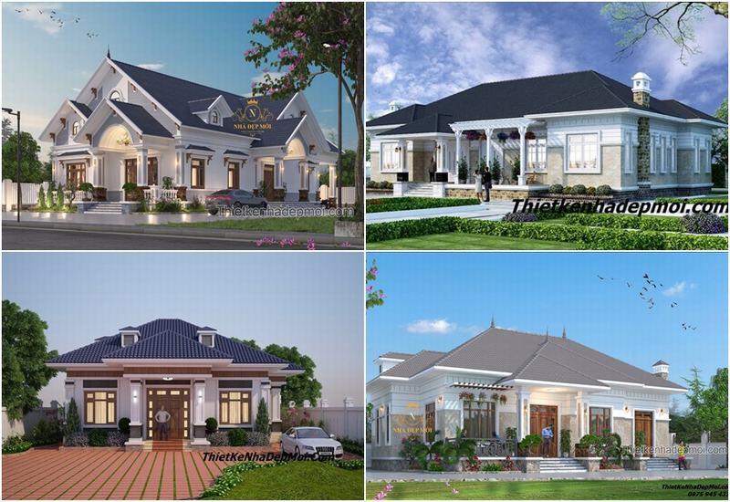 Villas 300m2