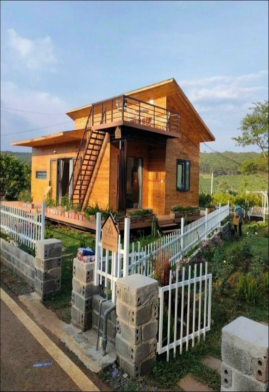 Thiết kế mô hình homestay