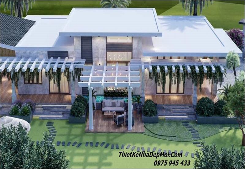 Thiết kế homestay đẹp 2022
