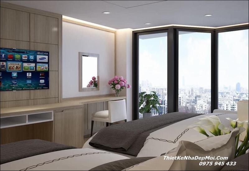 Thiết kế nội thất homestay đẹp