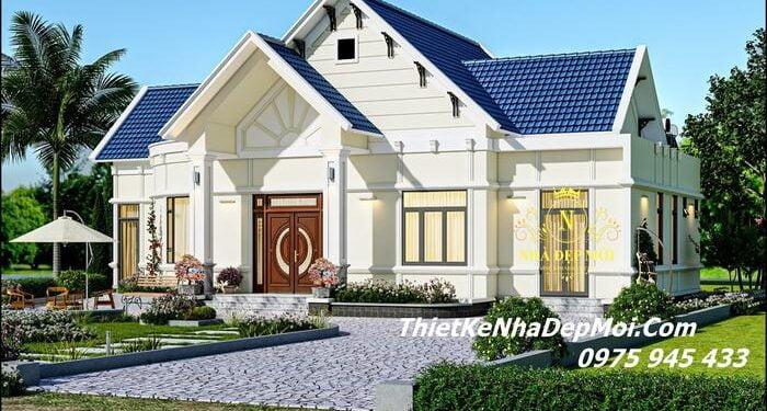 Thiết kế nhà đẹp ở Hải Phòng